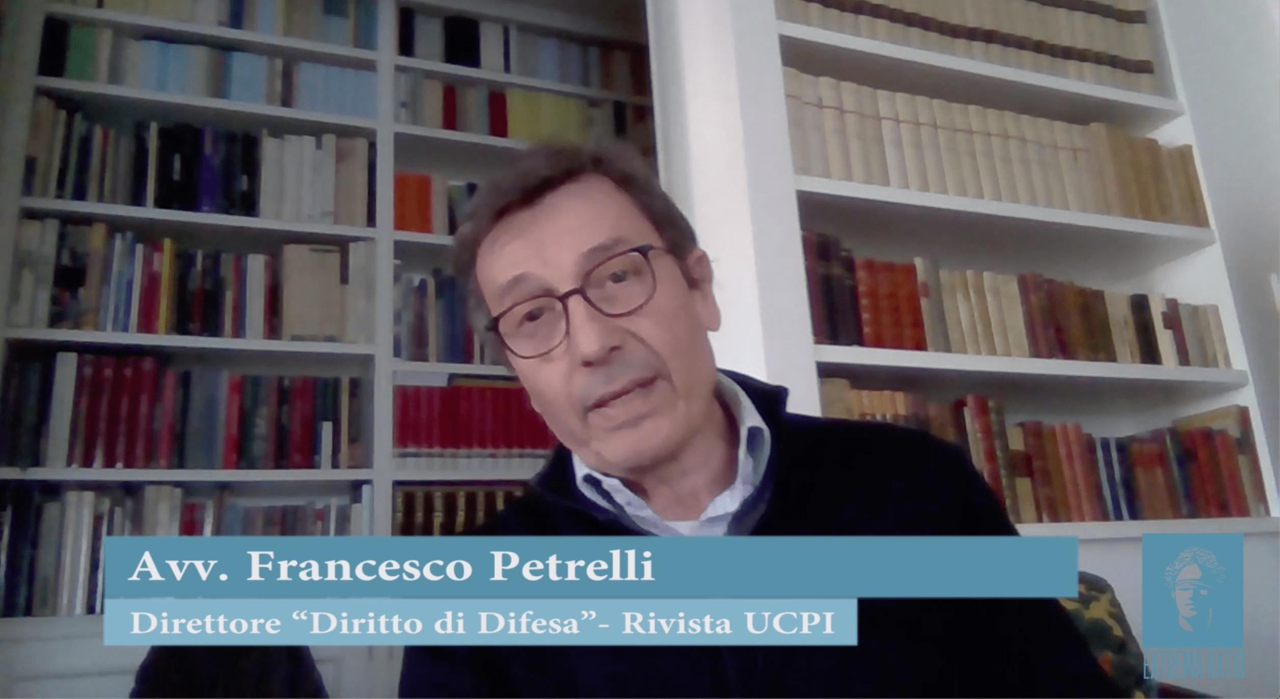 BREVI CONSIGLI DI LETTURA – DI FRANCESCO PETRELLI